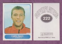 Crystal Palace Carlo Nash 222